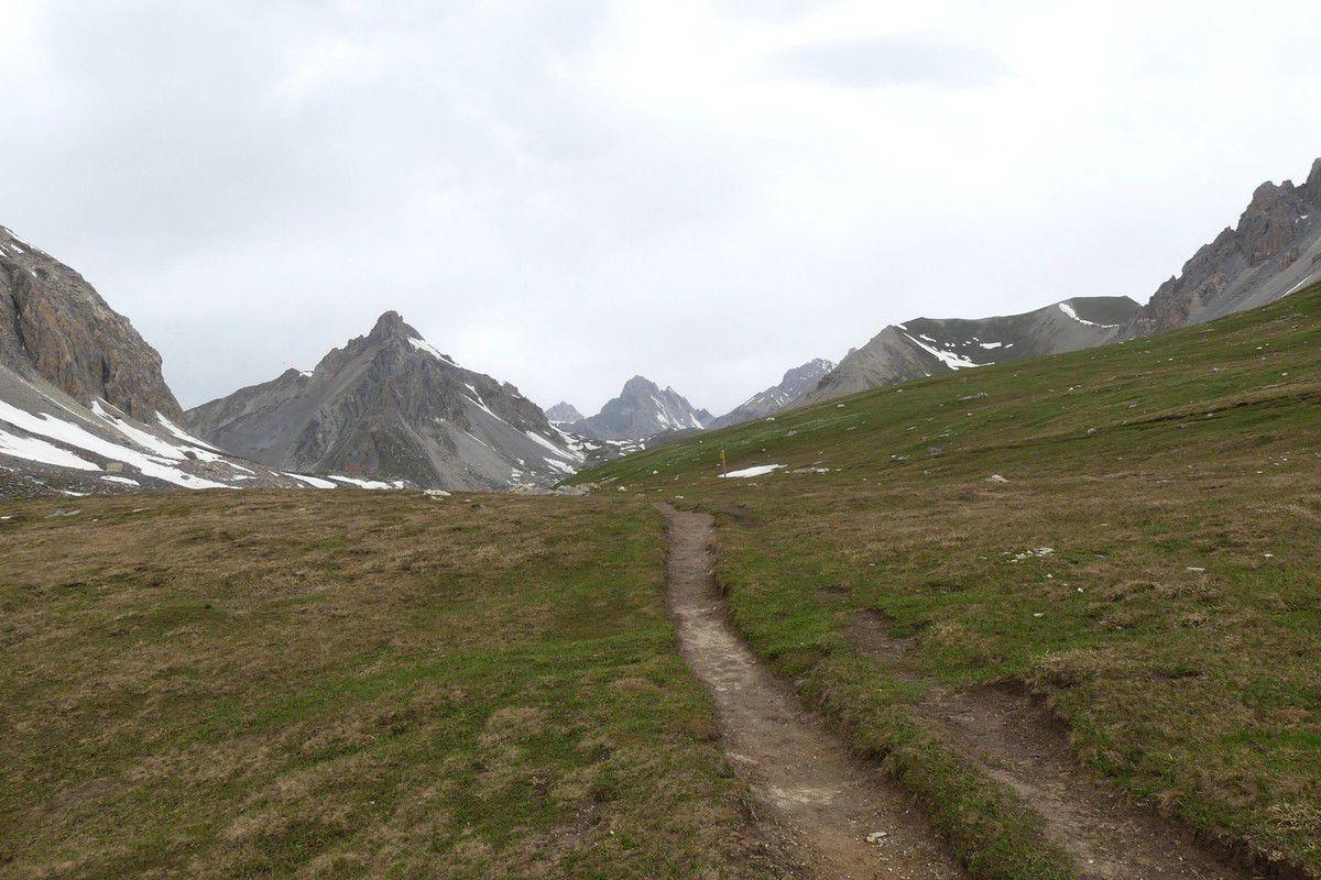Col de Roburent - Col de la Gipière de l' Orrenaye