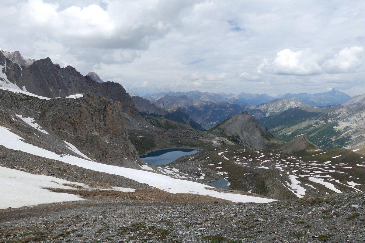 Tête de Girardin (2876m)