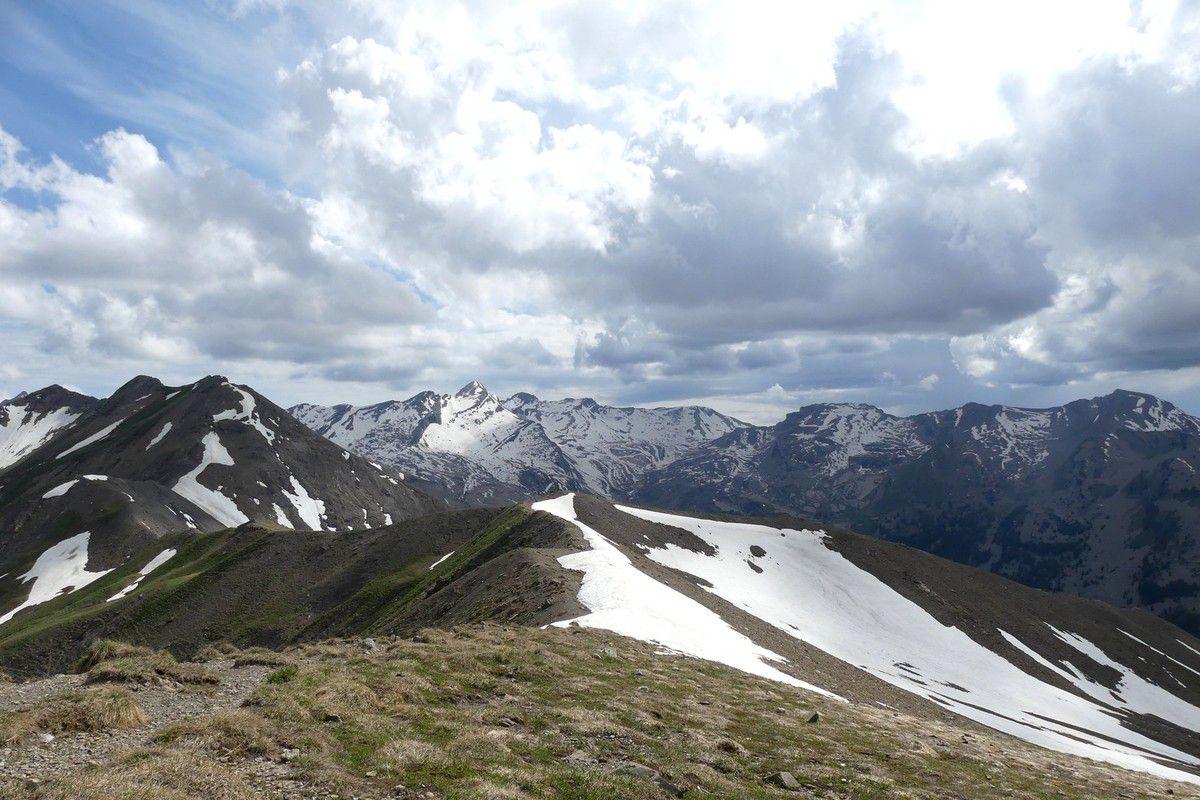 Tête de la Sestrière (2575m)