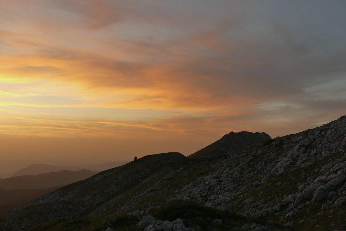 2 Jours sur les Hauts Plateaux : J1 Bivouac à Roche Rousse