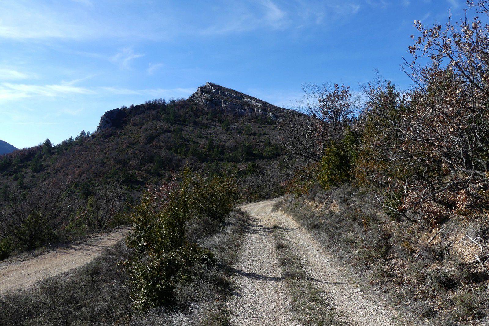 Tour du Rocher des Mieyes