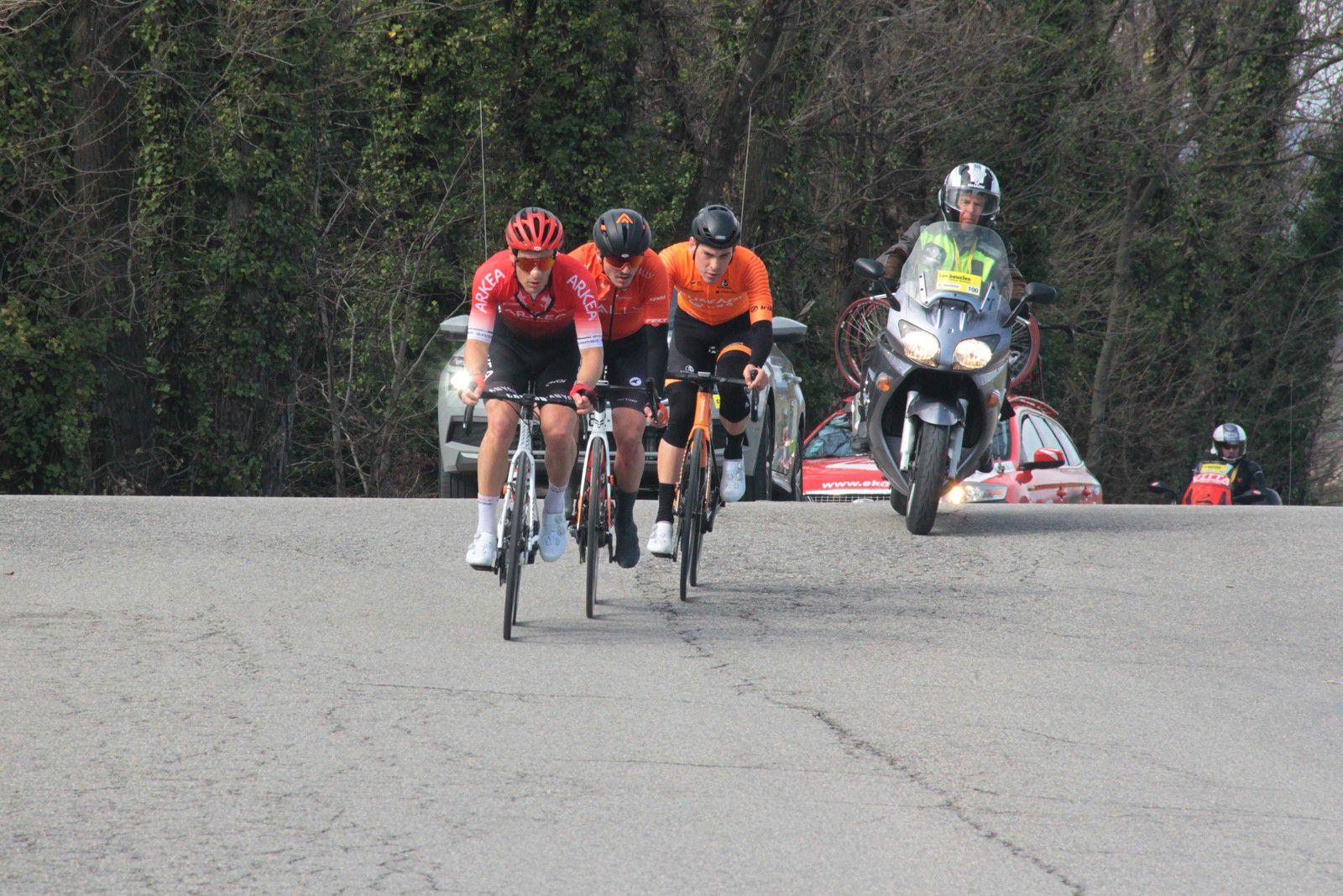 Parenthèse cycliste VII