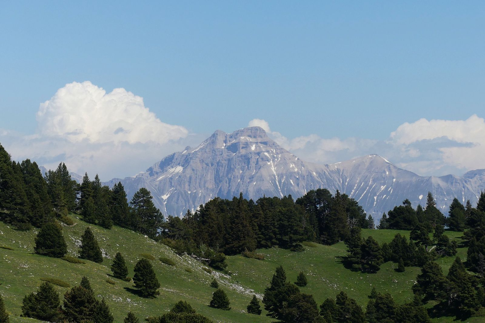 2 Jours au Vallon de Combau J1 : Bivouac au dessus du Col du Creuson