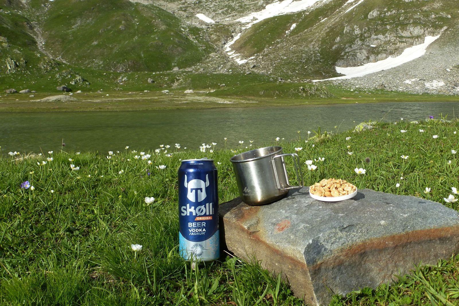 2 Jours dans les Cerces : J1 Montée au Lac des Cerces