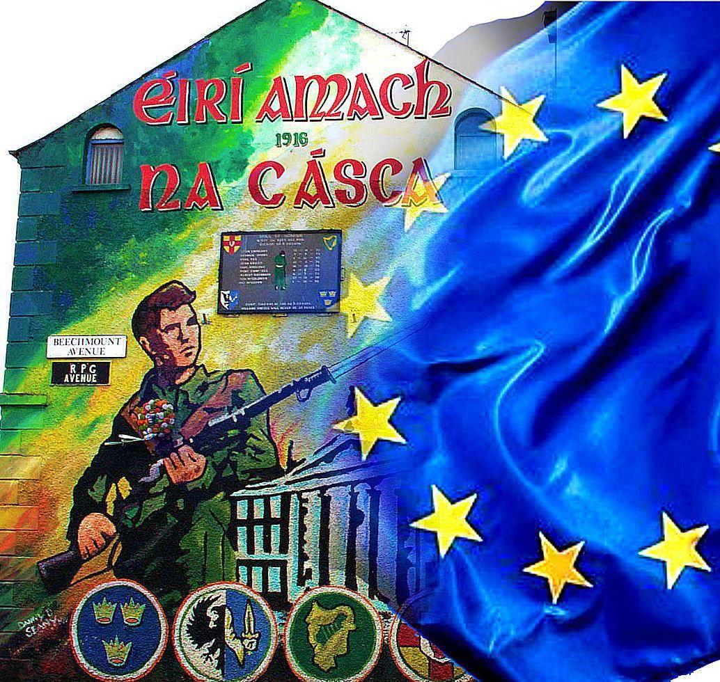 Le problème des banques et l'Irlande