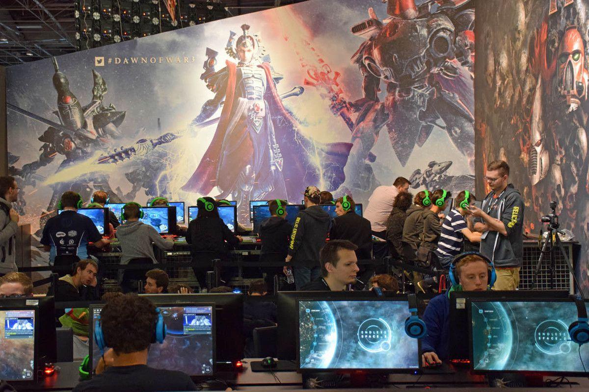 Retour en photo sur l'édition 2016 de la Paris Games Week