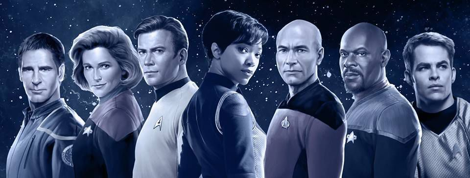 STAR TREK : le guide