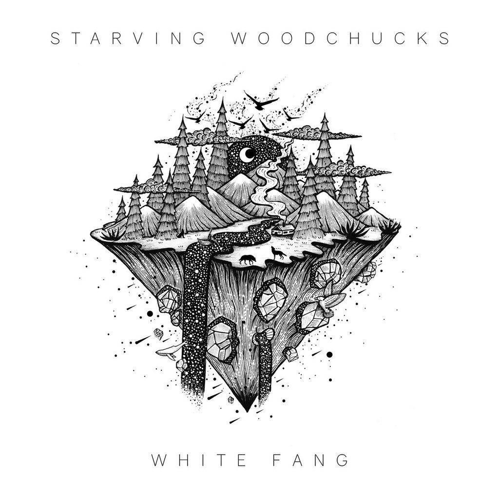 "STRAVING WOODCHUCKS ""White Fang"""