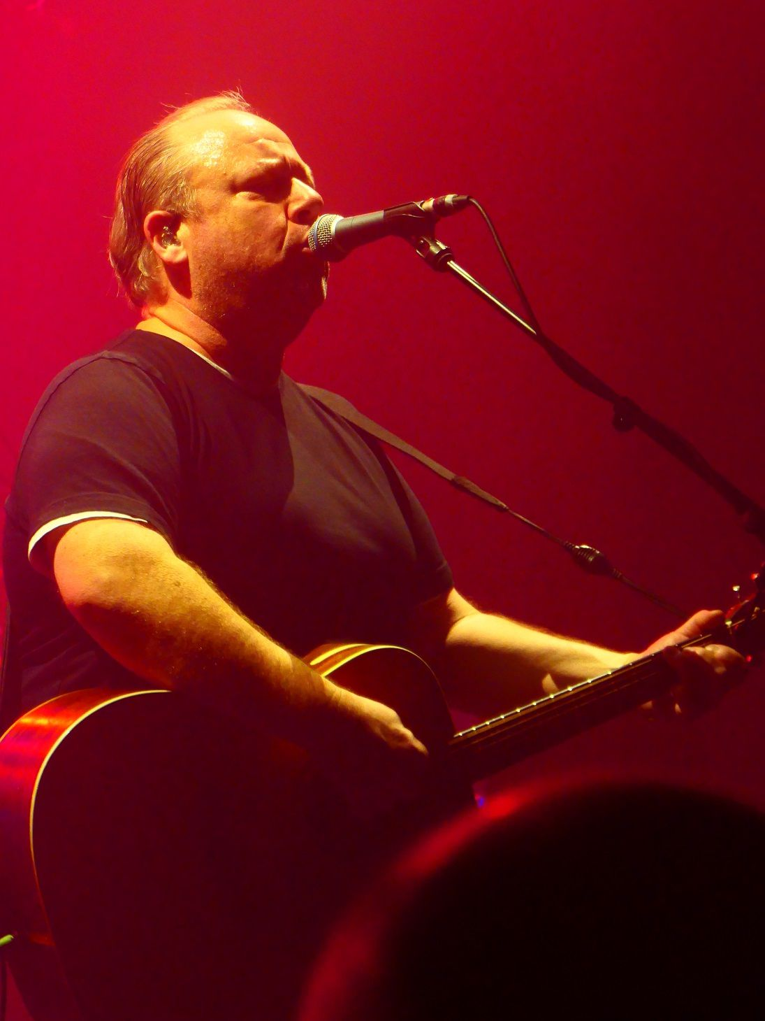 L'OLYMPIA, 19 oct. : Pixies gone to heaven