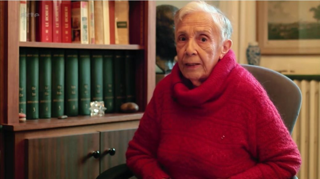 La FFG rend hommage à Georgette Elgey (1929-2019) - Le blog de la Fédération Française de Généalogie, reconnue d'utilité publique