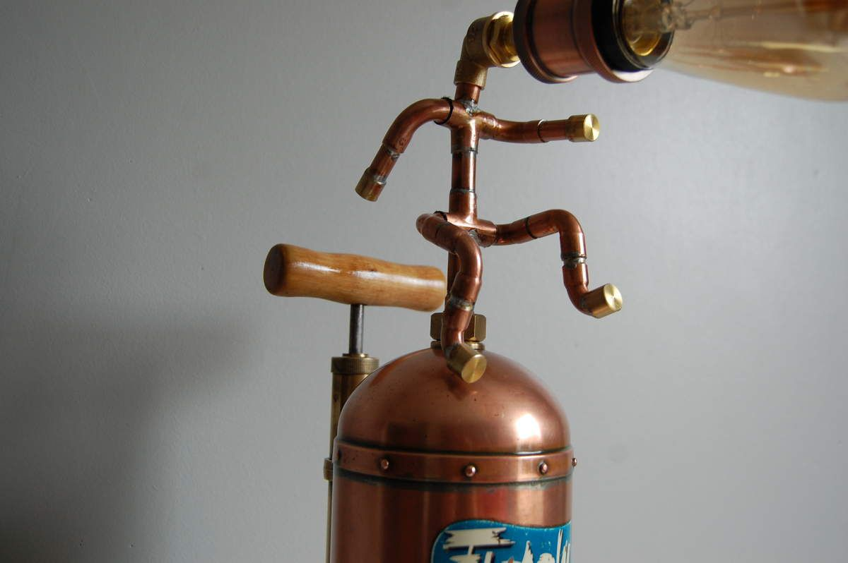 LAMPE PULVERISATEUR PETIT BONHOMME