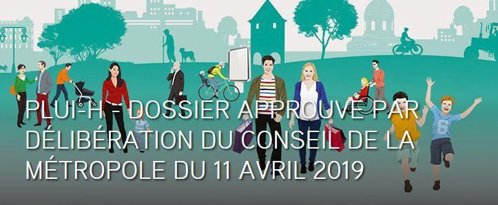 11 avril 2019 : Toulouse Métropole PLUi-H approuvé
