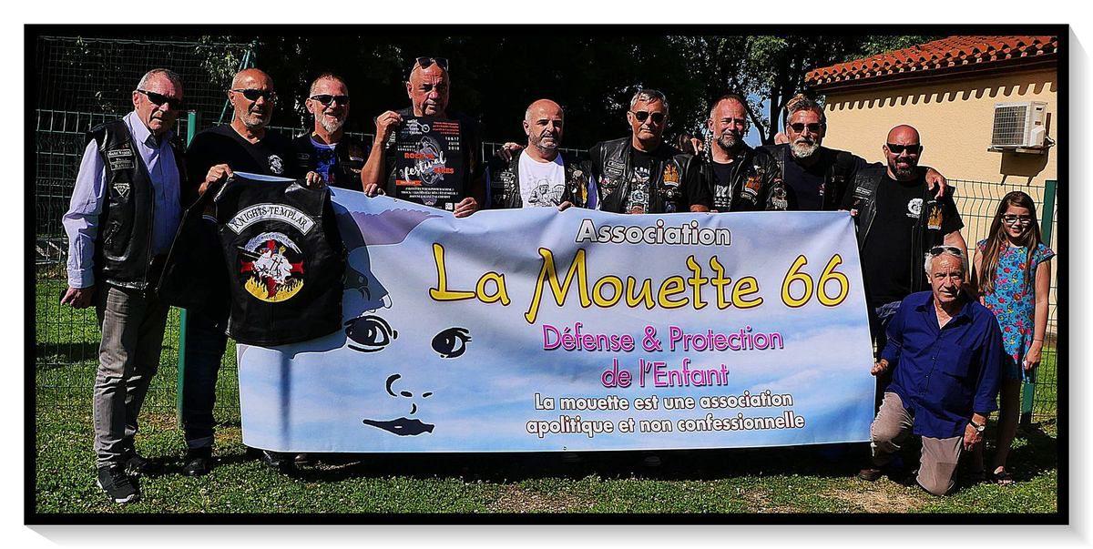 Le 16 et 17 juin à Sorède ! Venez nombreux à la fête des motards au grand cœur, l'entrée est gratuite ! 