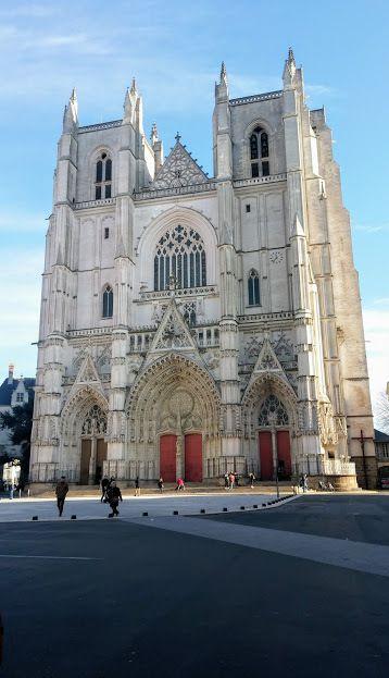 La cathédrale Saint-Pierre et saint-Paul de Nantes