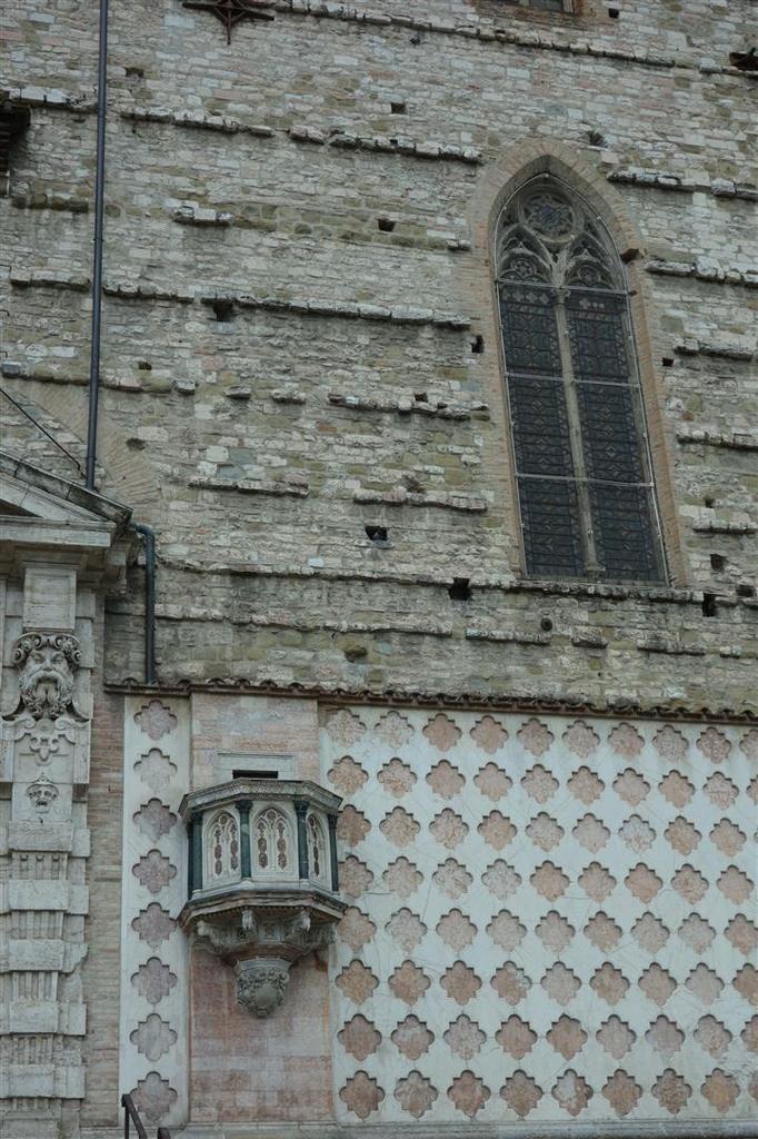 Pérouse, sur le Corso Vannucci