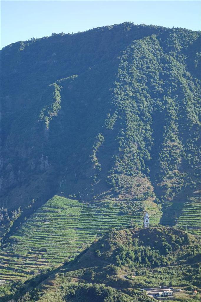 vue de l'hébergement à Sao Vicente