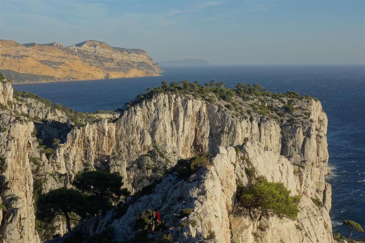 du sommet vues vers l'Eissadon, Castelvieil et les soubeyrannes