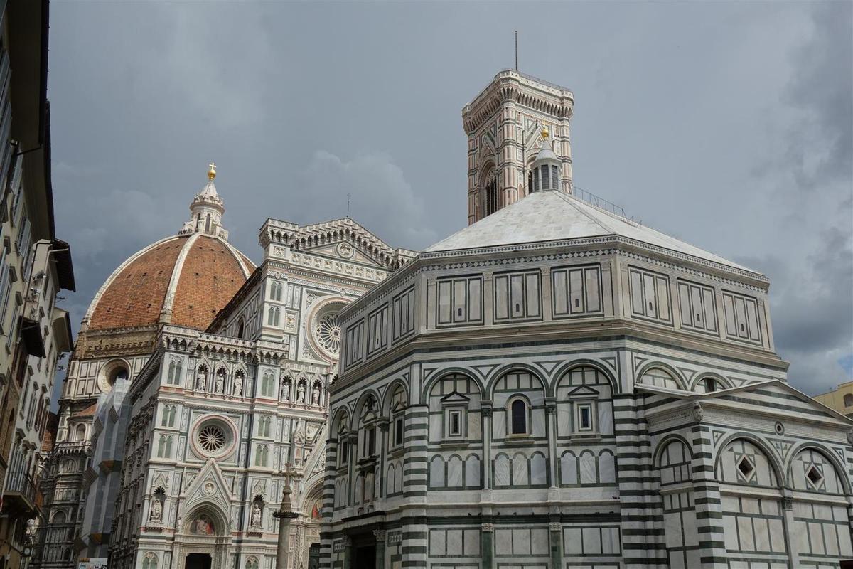 Florence : sa cathédrale...
