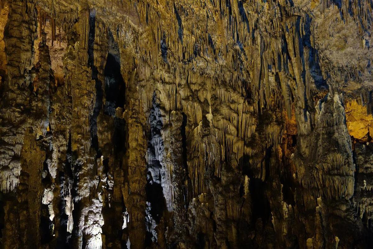 la grotte de Collepardo et  la chartreuse de Trisulti