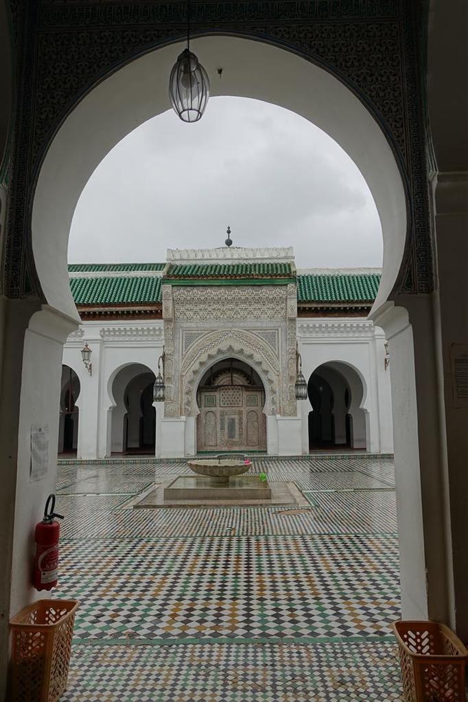 la mosquée des Andalous