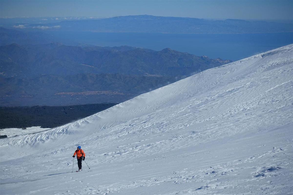 J2 : plateau vers 2800 m, à l'ouest du Pizzi Deneri