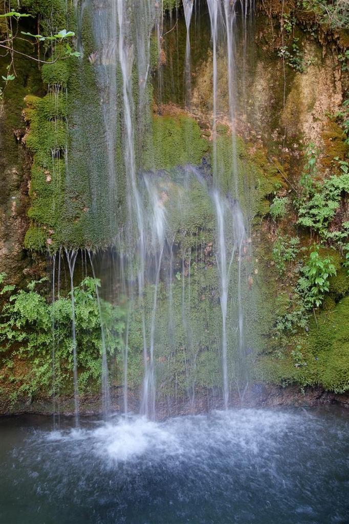 la cascade du Pont du Diable et son tuf