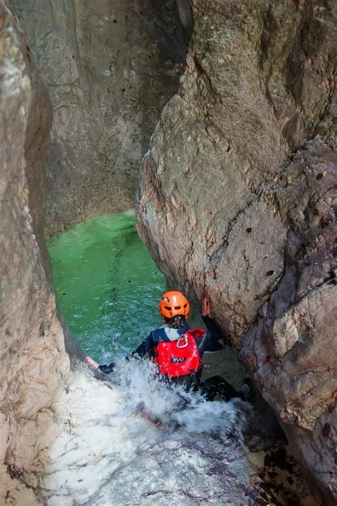 le plus beau canyon de Méditerranée !