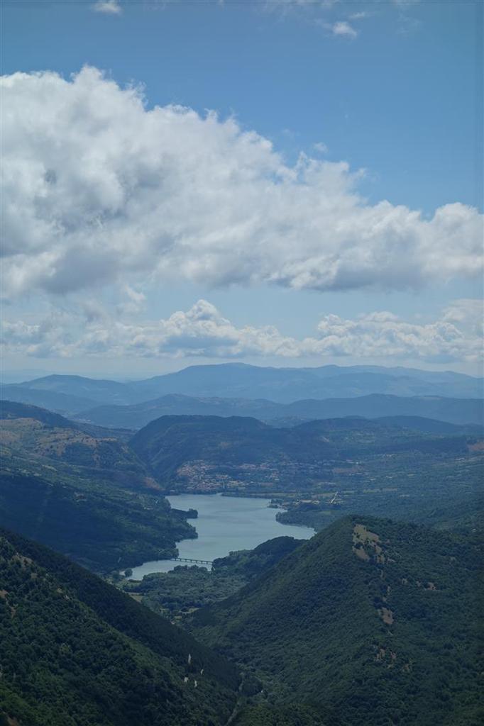 le lac de Barrea