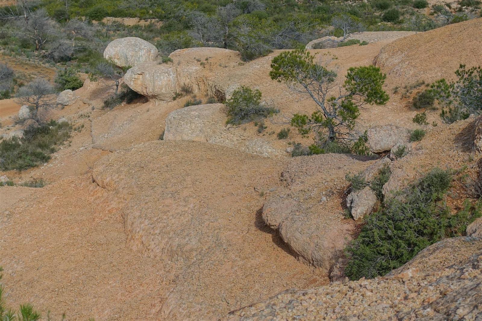 un petit air de grès du Colorado ou de robines dignoises