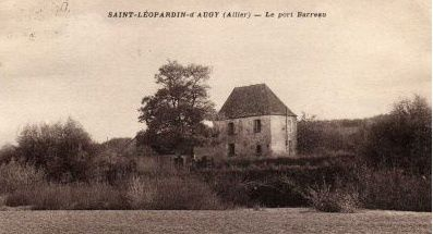 L'auberge de Port Barreau en 1935