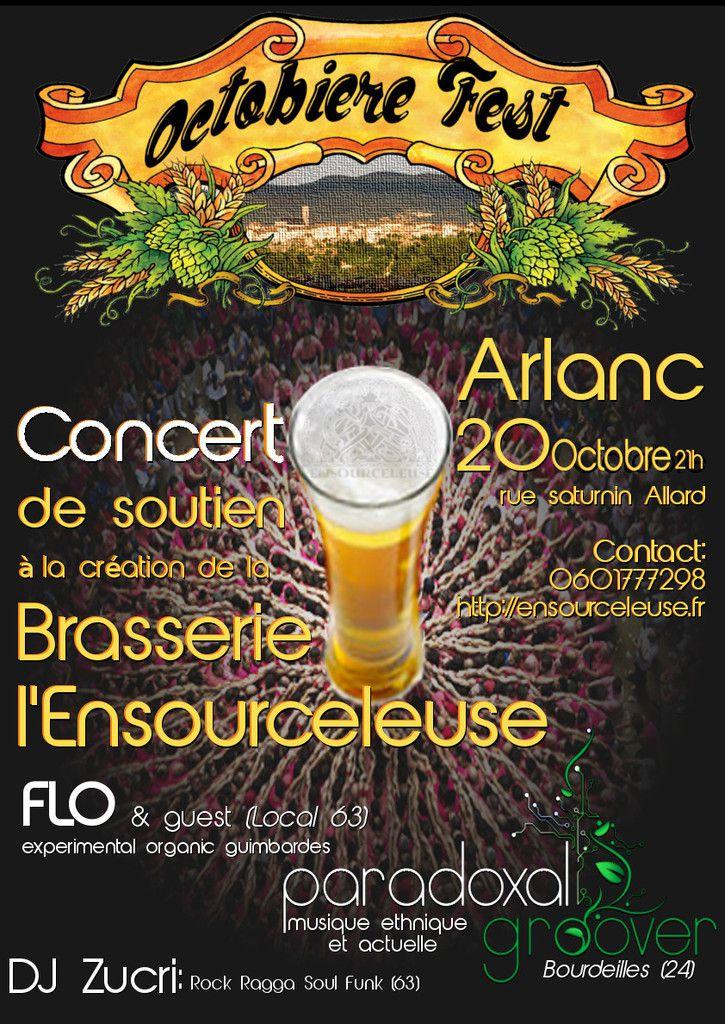 Octobière Fest à Arlanc