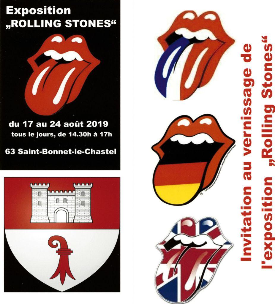 Günter Wack présente : ExpositionRolling Stones