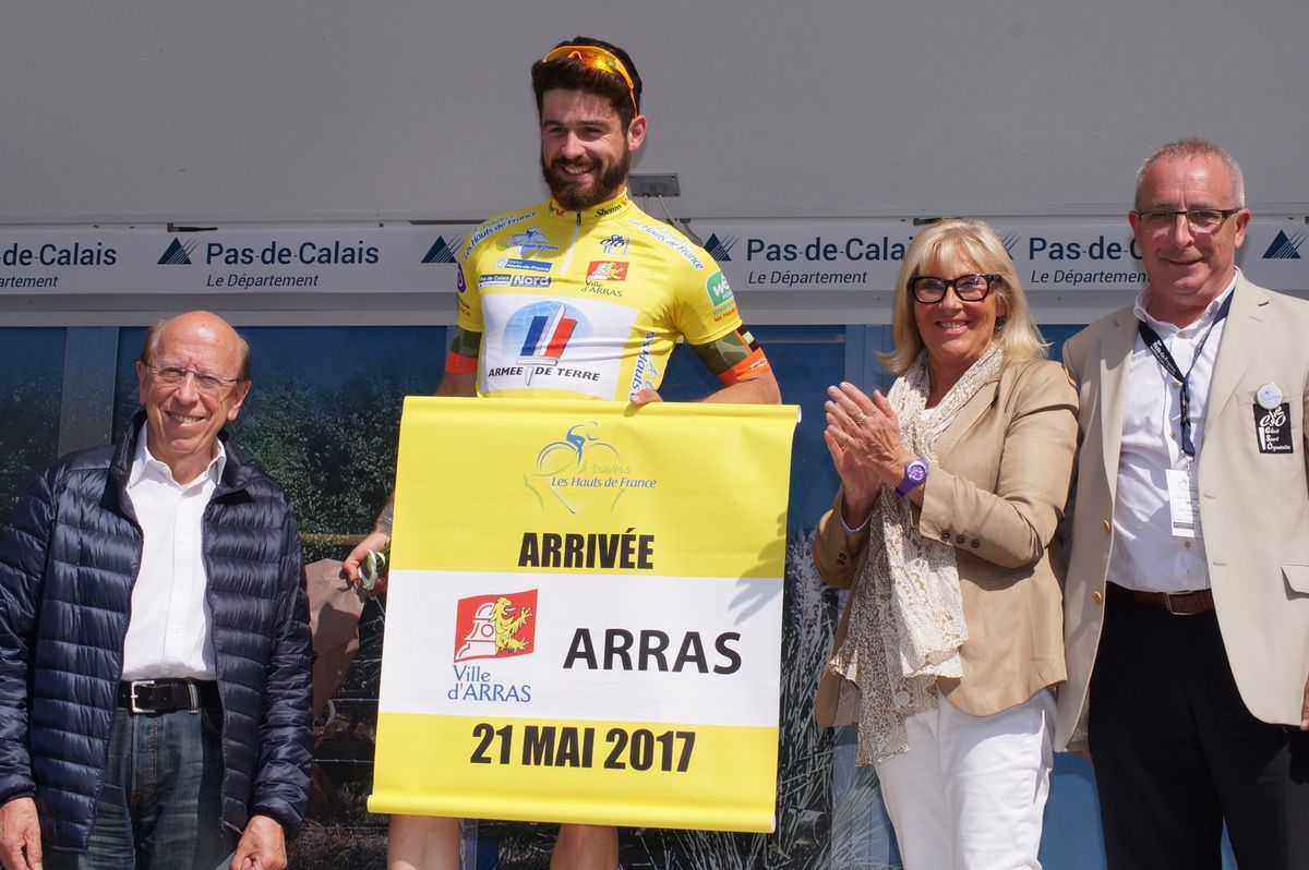 2017 05 21 Etape 3 Doullens / Arras