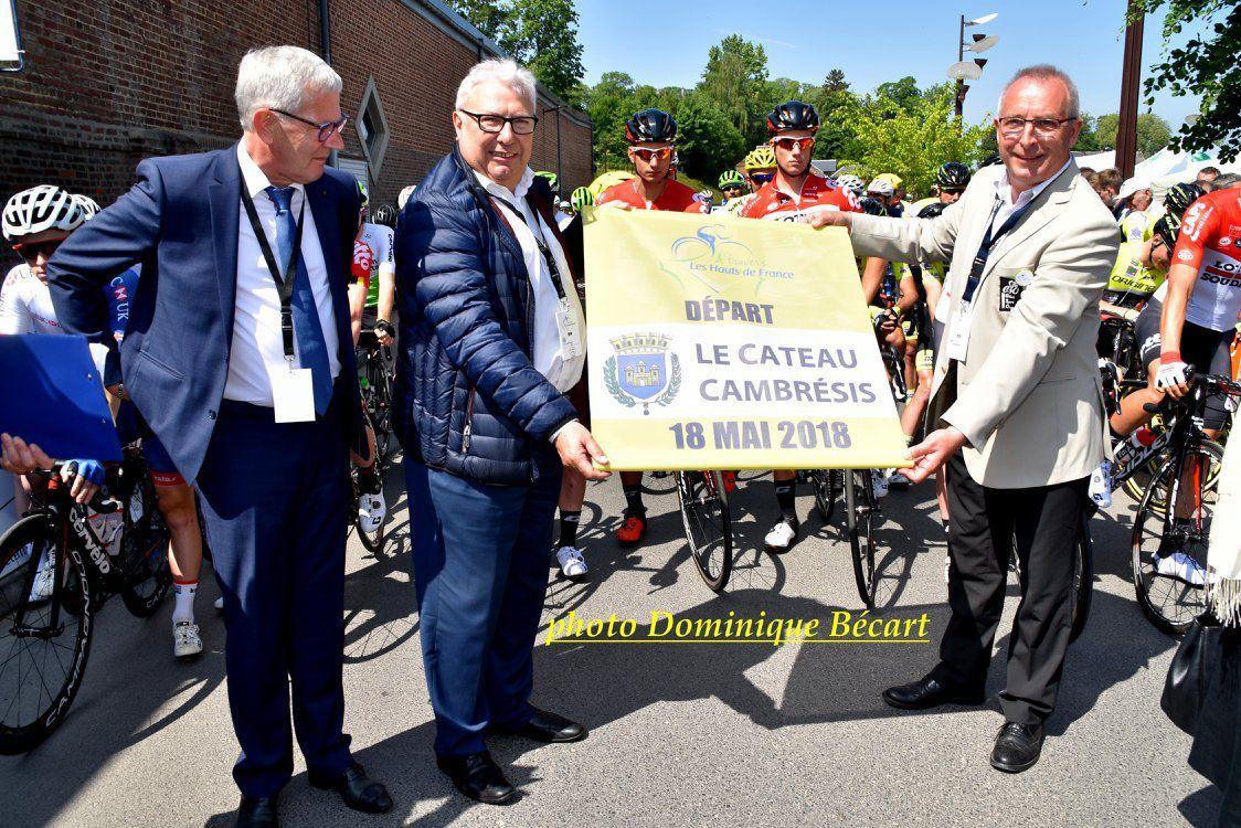 2018 05 18 Etape 1 LE CATEAU-CAMBRESIS / VILLERS-LES-CAGNICOURT