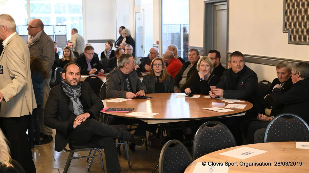 2019 03 28 Présentation officielle au Manoir de Fourcy