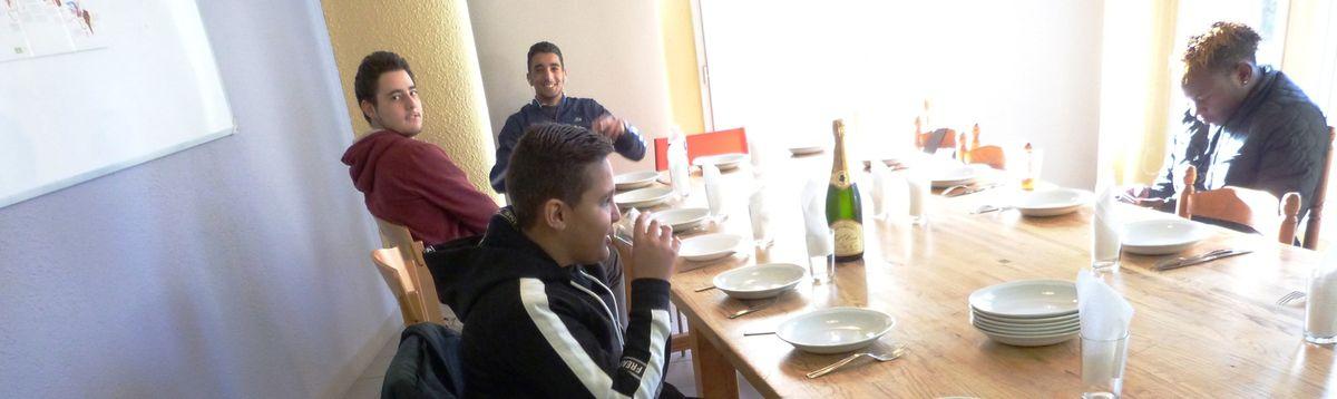 Repas marocain 2016