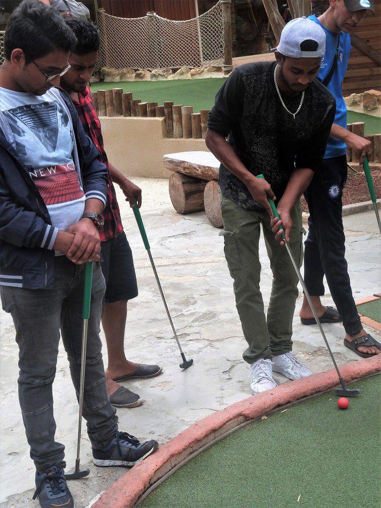Championnat du monde de mini-golf 2017