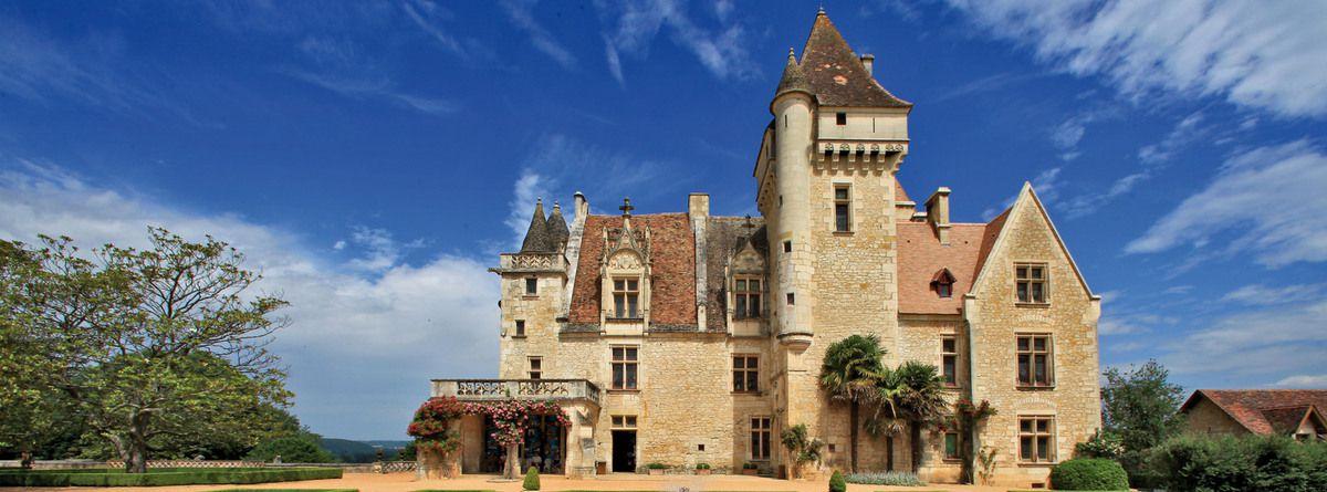 Découverte du Château des Milandes