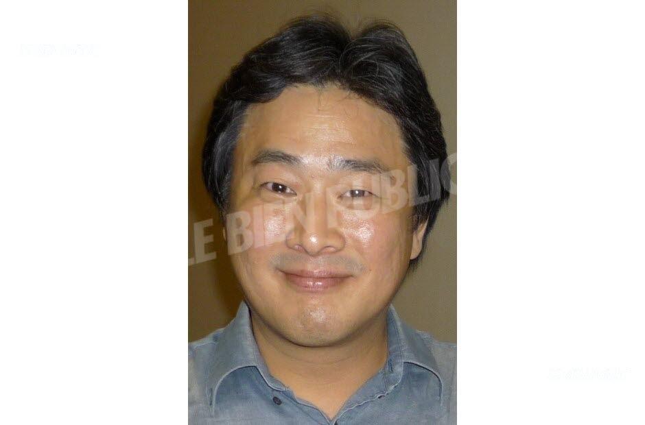 """Park Chan-wook (photo d'Adam Cook pour """"Le Bien Public"""")"""