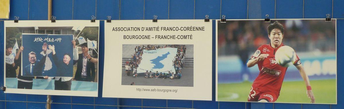 L'AAFC-Bourgogne-Franche-Comté a été présente à l'édition 2018 du Grand Dej'