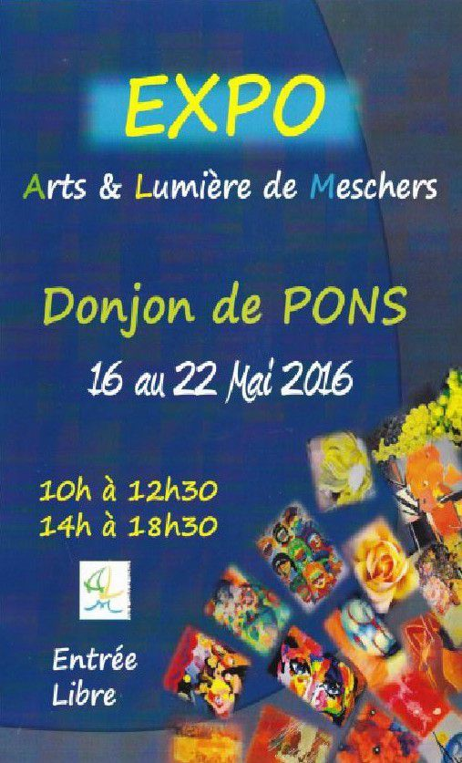 Expo - PONS - le donjon