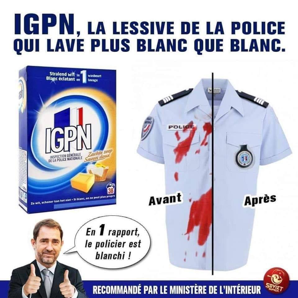 Grenoble : un jeune homme entre la vie et la mort, l'IGPN saisie