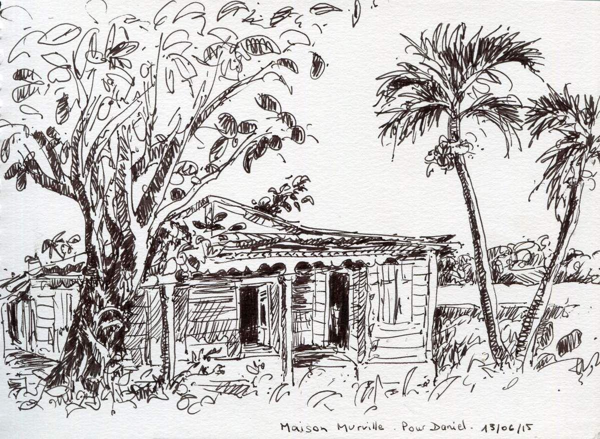 Maison Murville à la Lézarde