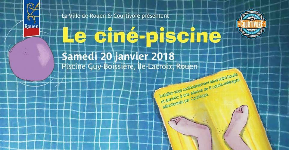 Le ciné-piscine  (samedi 20 janvier )
