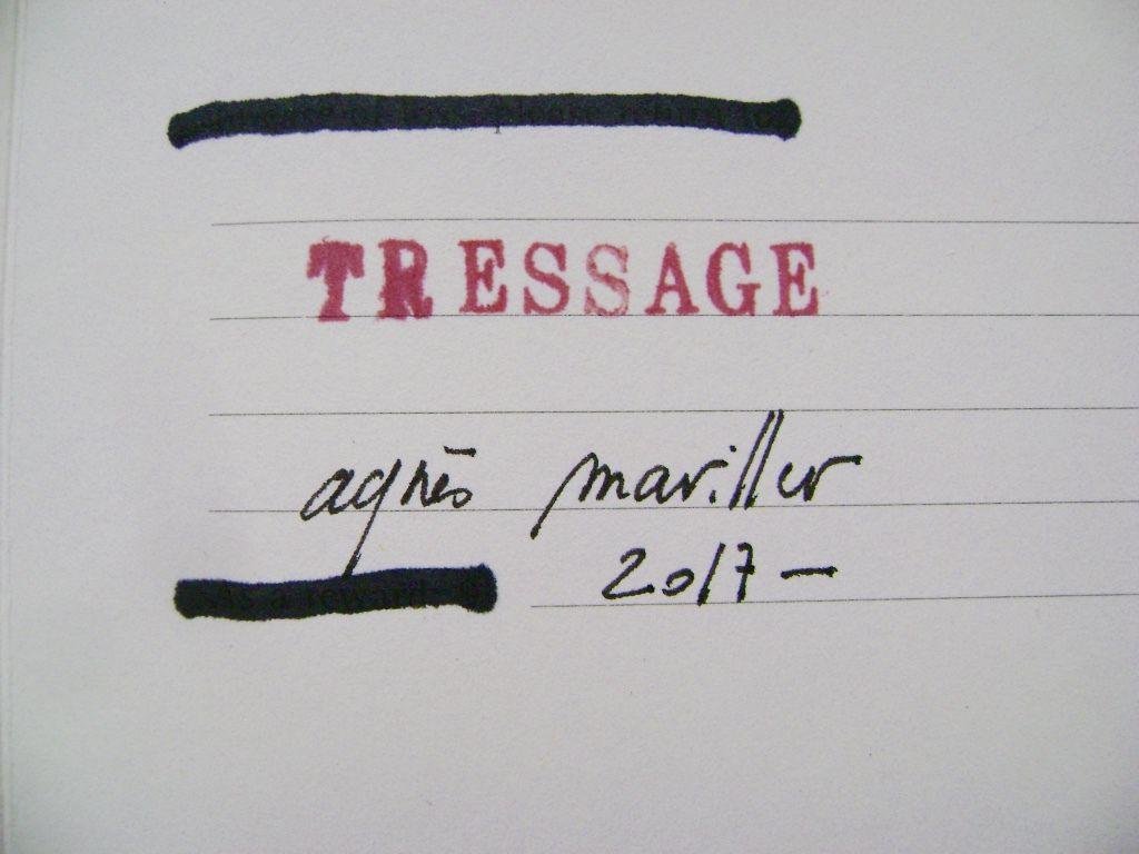 TRESSAGE