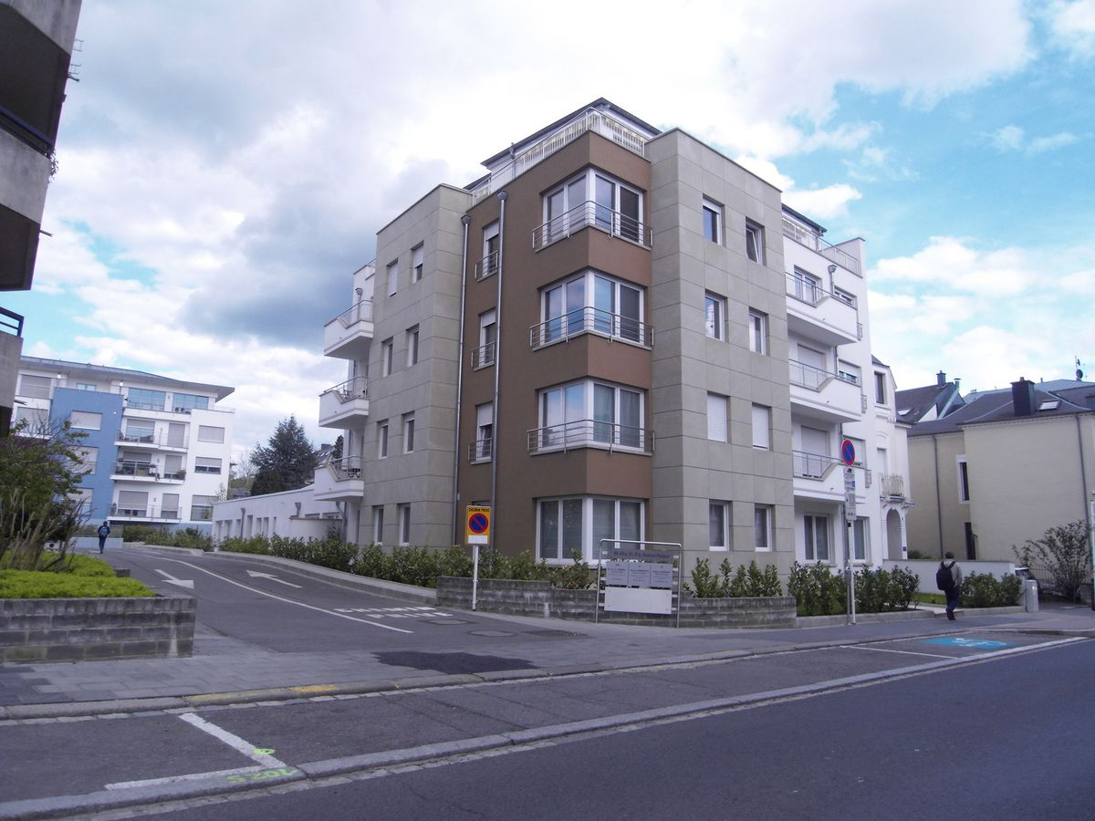 Luxembourg - Appartements - 2010