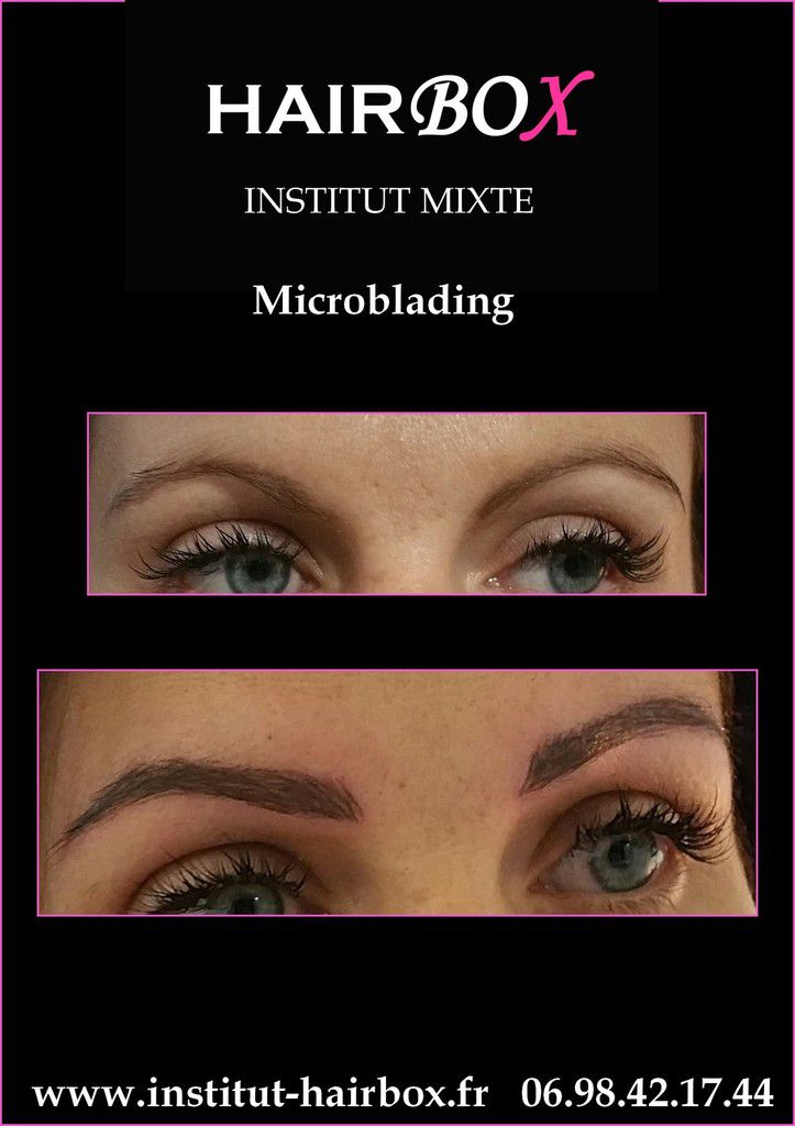 Microblading / Technique manuelle