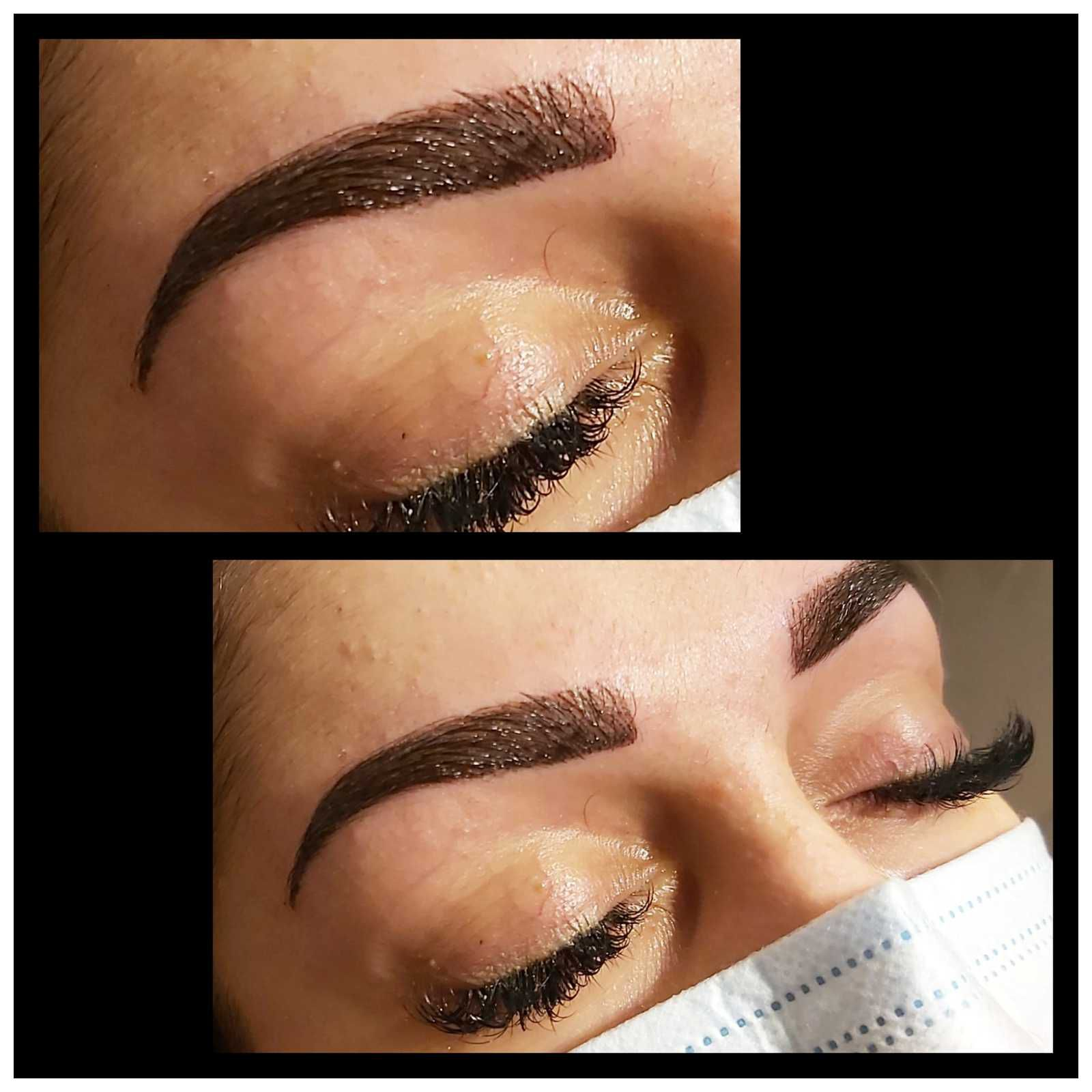 Maquillage permanent sourcils aix