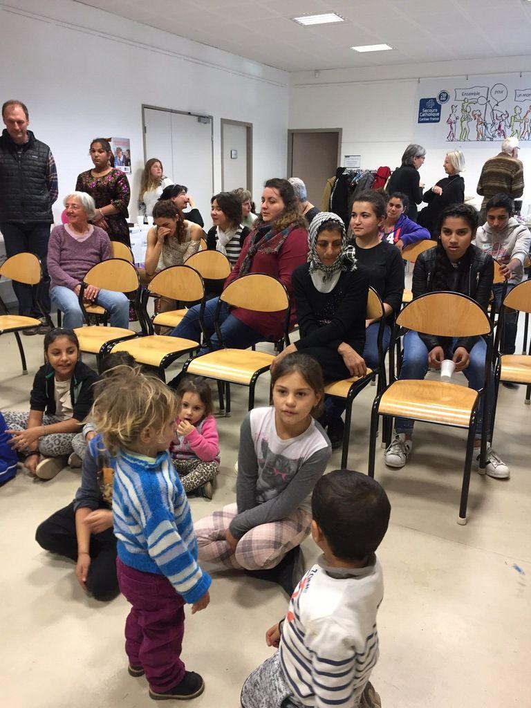 Fête des Roms à Aix
