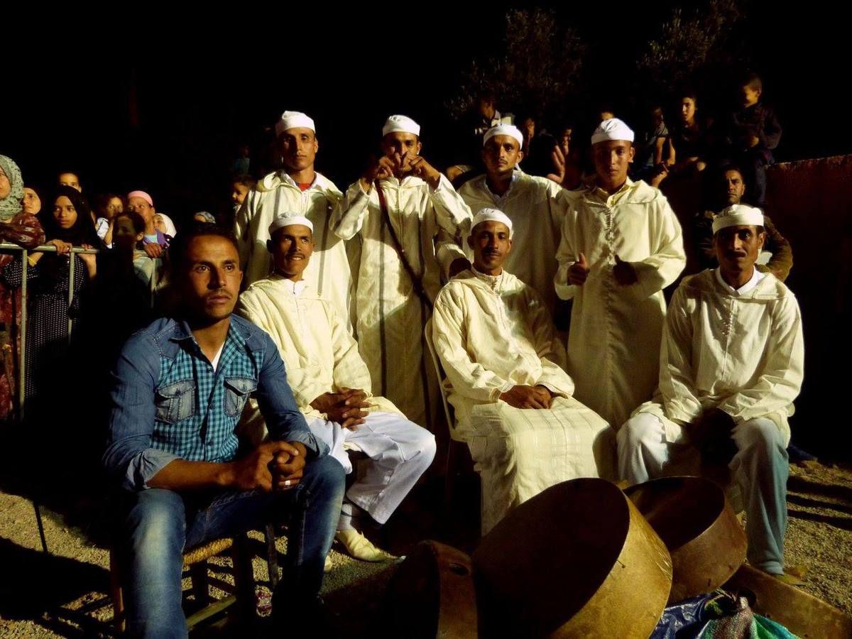 LA GRANDE SMALA : un voyage au Maroc